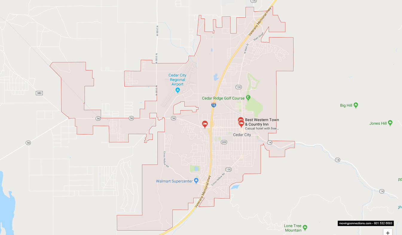 Moving Connections: Movers in Cedar City on