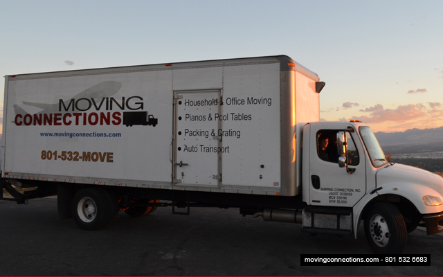 Local Movers in Sandy Utah & Movers in Sandy - Moving Connections 801-532-6683