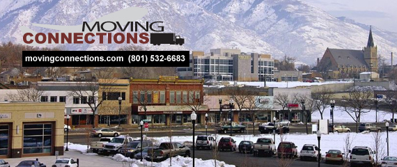 Full Service Movers In Bountiful