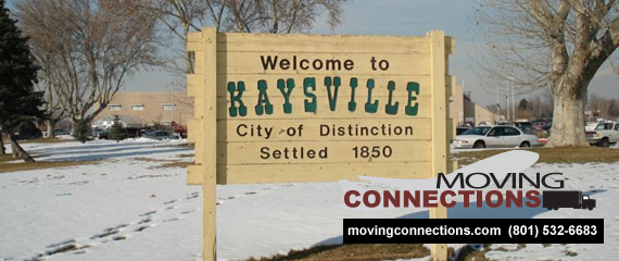 Affordable Movers In Kaysville