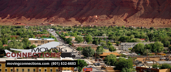 Long Distance Movers To And From Moab
